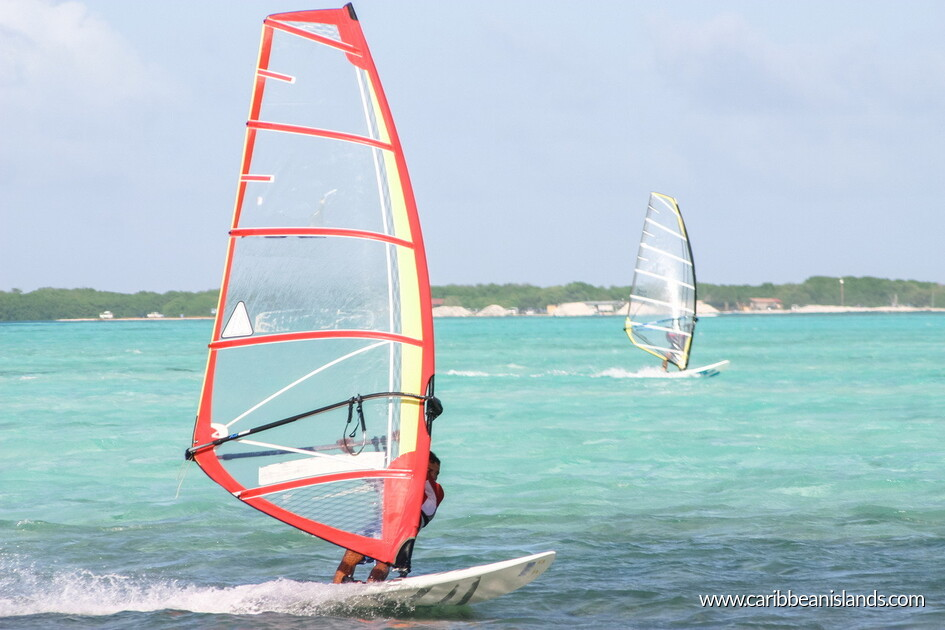 Windsurfen in Bonaire