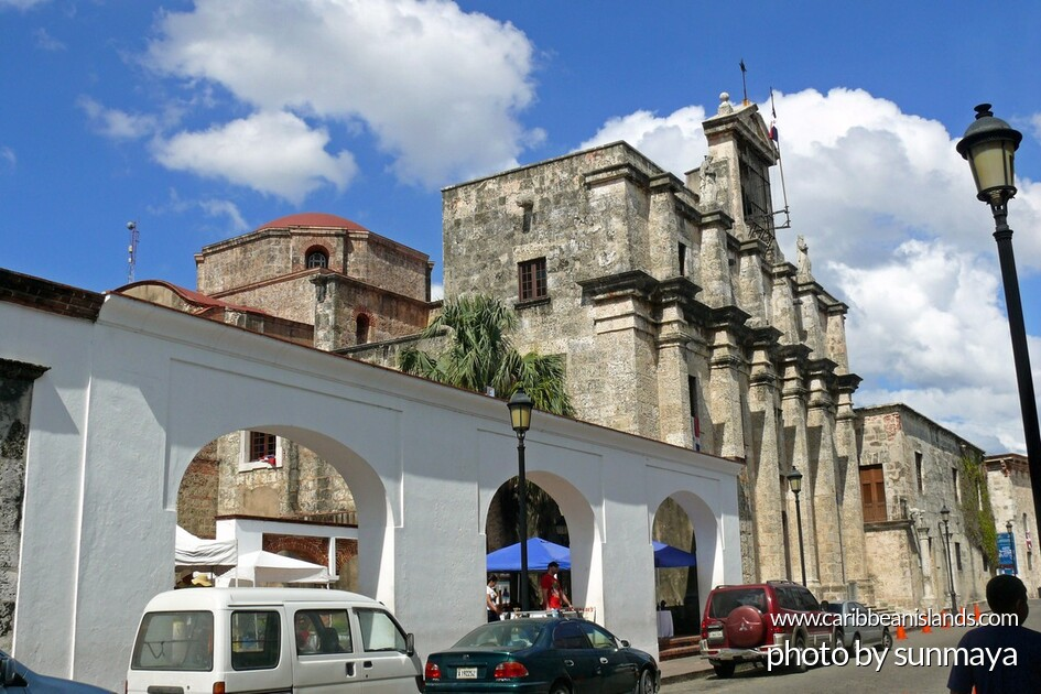 PANTEON Nacional in Santo Domingo