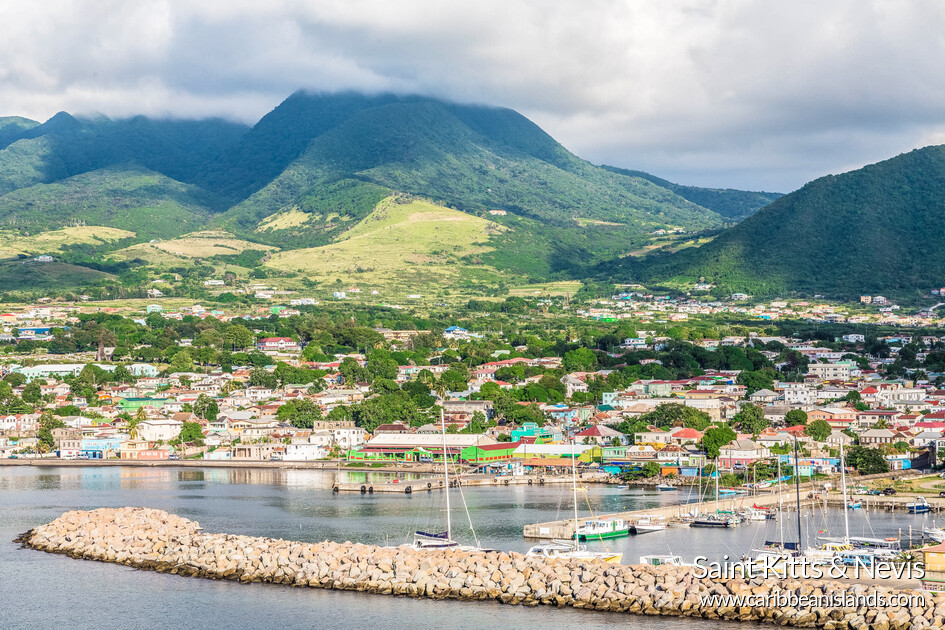 San Cristóbal y Nieves (Saint Kitts & Nevis )