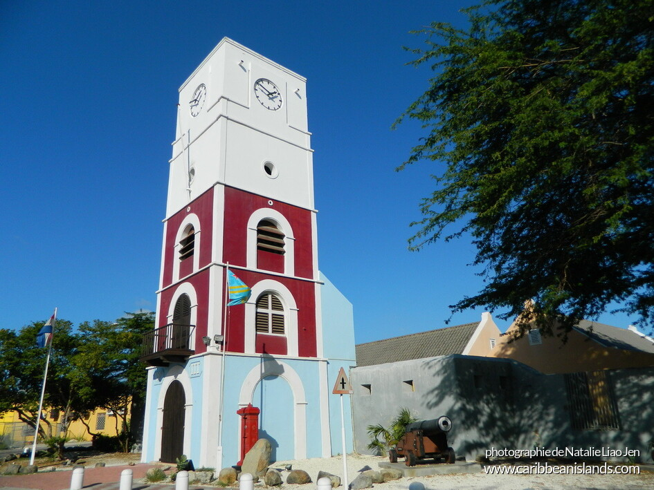 Willem III Toren, Fort Zoutman, Oranjestad