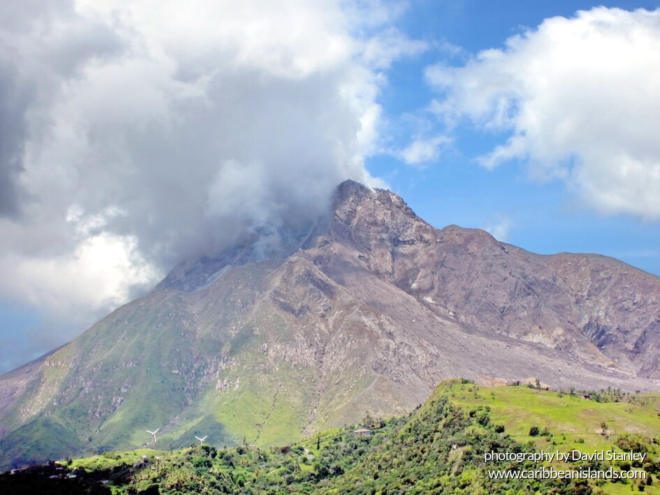 Volcan Soufriere Hills
