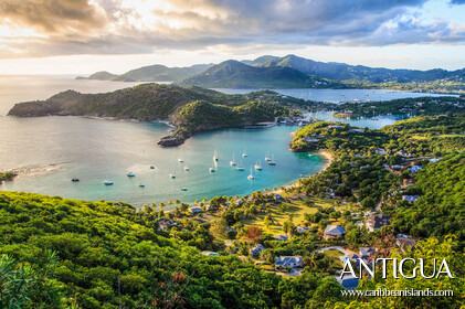 Antigua et BARBUDA :. caribbeanislands.com