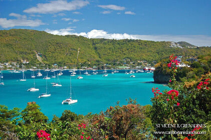 SAINT VICENT & GRENADINES :. caribbeanislands.com