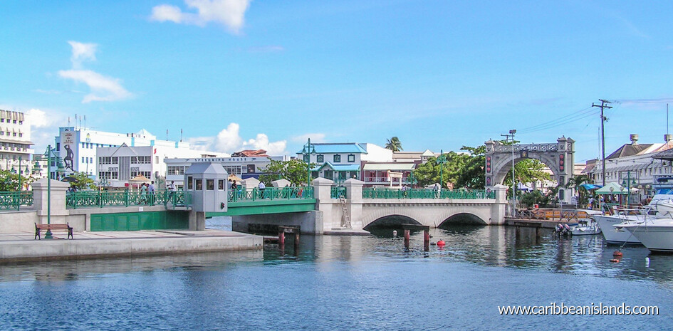 Bridgetown Cchamberlain Bridge