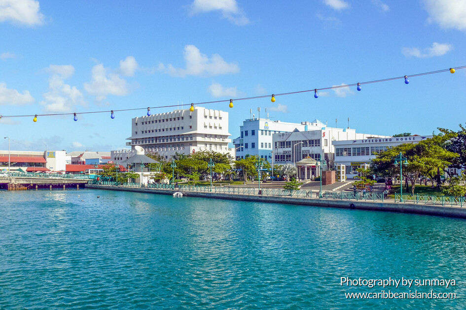 Independence Square Bridgetown