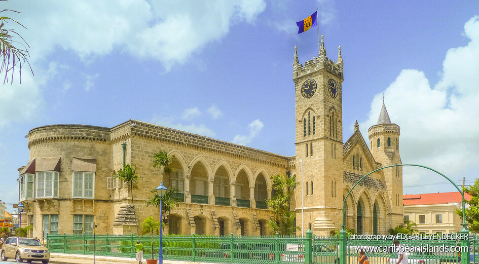 Parliament of Barbados & clock tower, Bridgetown