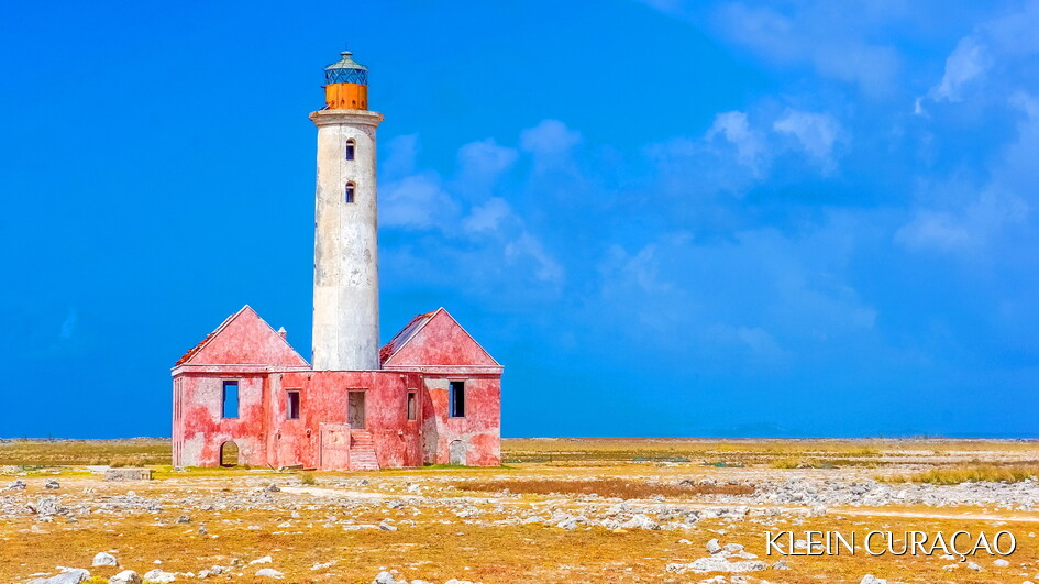 Klein Curaçao lighthouse