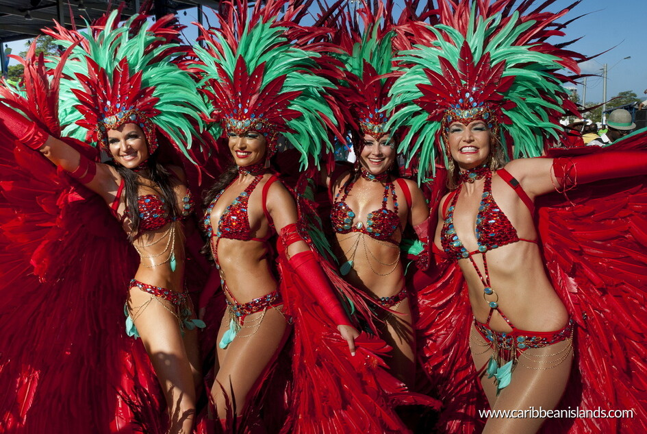 Port of Spain is during Carnival