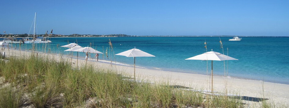 Turks and Caicos beach