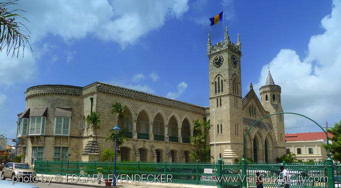 Parliament of Barbados and Clock Tower, Bridgetown