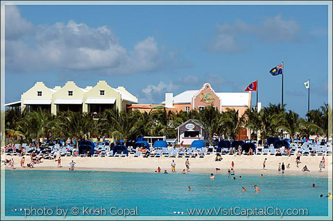 beach resort Grand Turk