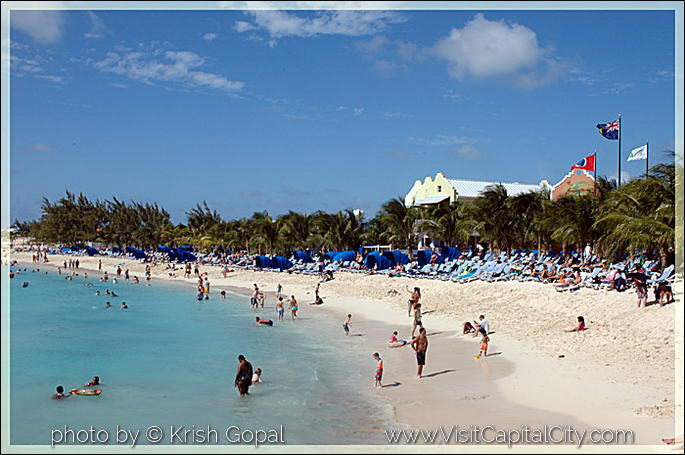 sandy beaches Grand Turk