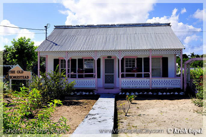 The Oldest Grand Cayman House