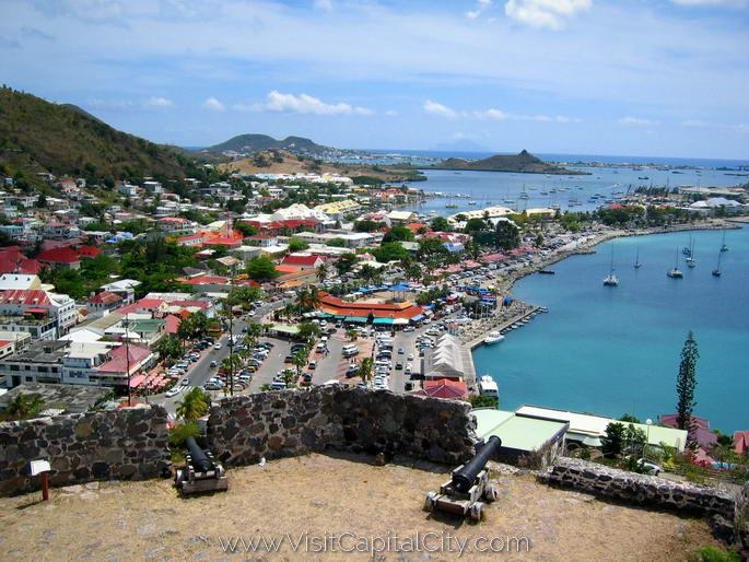 Fort Louis Marigot