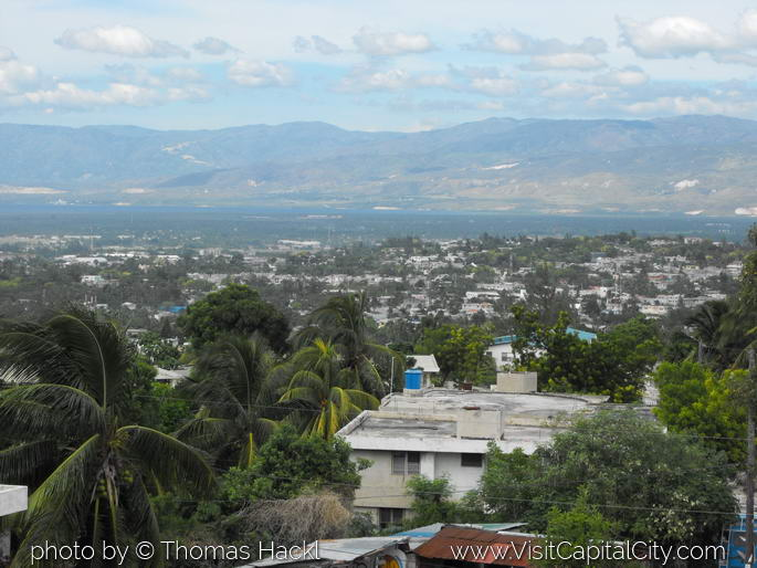 View on Port au Prince
