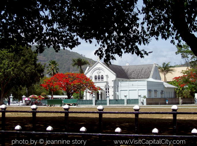 Holy Name Convent Chapel, Port of Spain