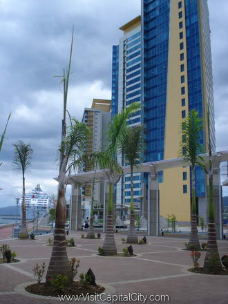 Port of Spain City Waterfront