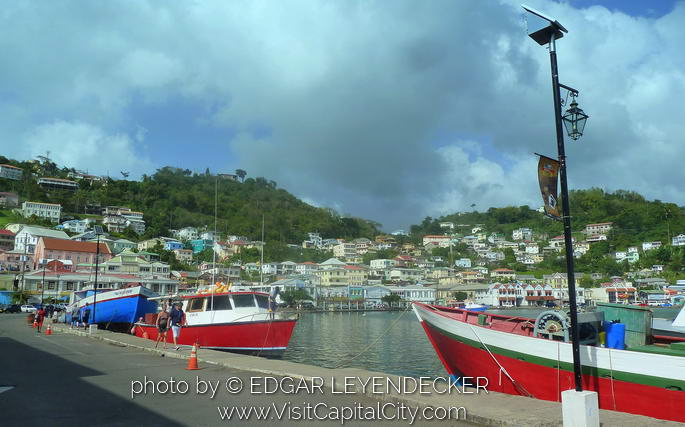 Harbor St. George's, Grenada