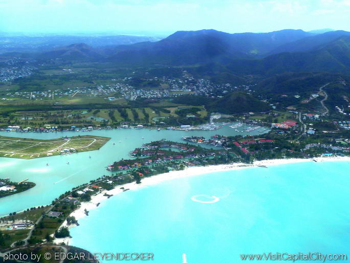 Harbor Island, South Finger Villas, Jolly Harbor Golf Course, Bolans Morris Bay