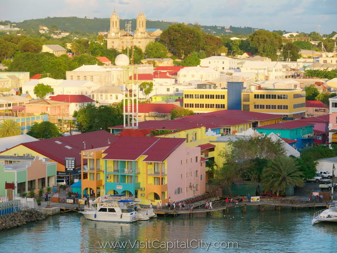 St. John Cathedral, Antigua