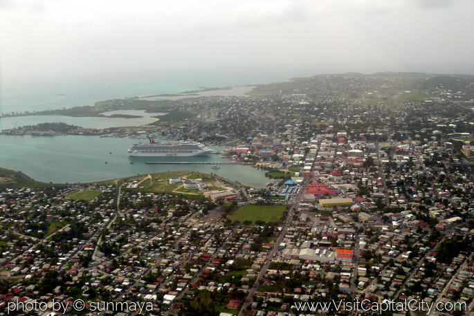 St. John's Harbour, Antigua