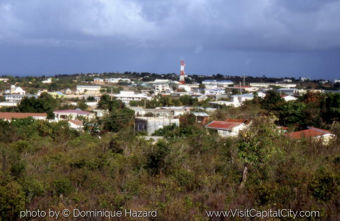 Anguilla The Valley