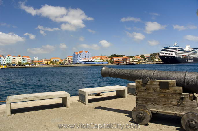 Willemstad Island of Curaçao