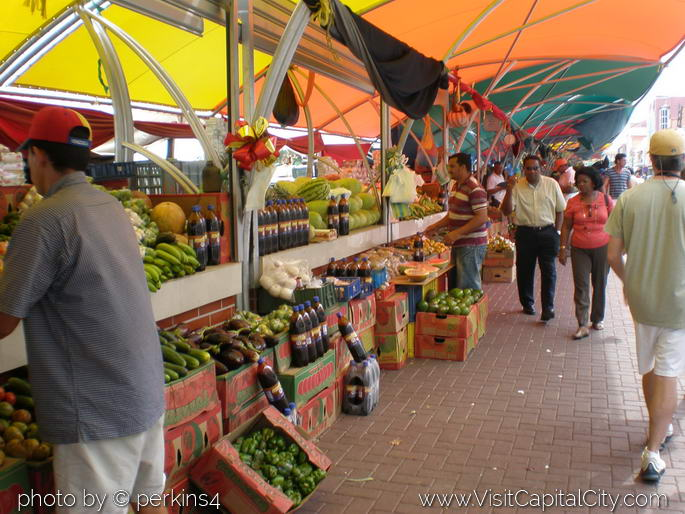 Willemstad Market