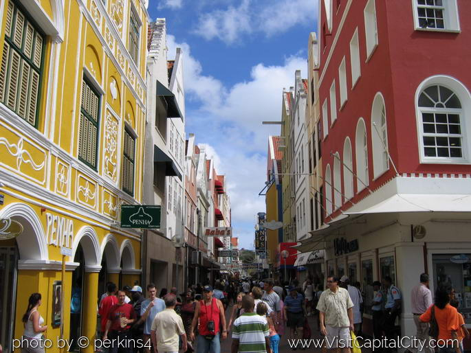 street in Willemstad