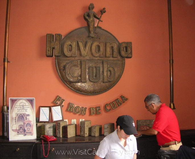 Fundación Destilera Havana Club is part museum, part distillery