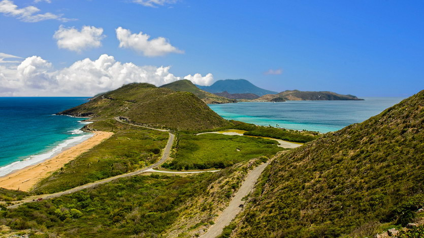 Saint Kitts and Nevis, Caribbean