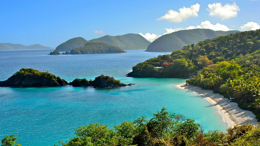 United States Virgin Islands, Caribbean
