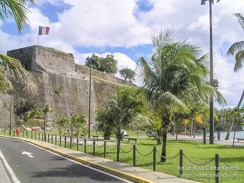 Fort St. Louis, Fort de France, Martinica