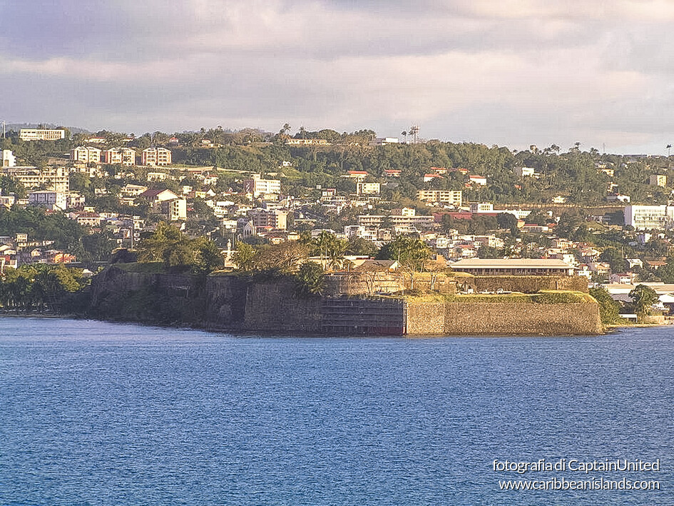 Fort St. Louis Fort de France