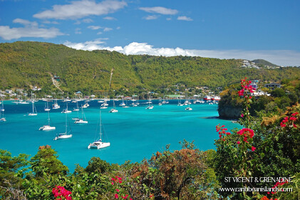 SAINT VICENT & GRENADINE :. caribbeanislands.com