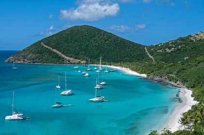 JOST VAN DYKE - British Virgin Islands :. caribbeanislands.com