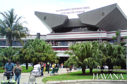 José Martí International Airport :. Havana :. Cuba