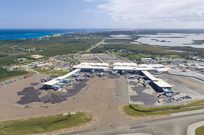 Lynden Pindling International Airport :. Nassau :. Bahamas