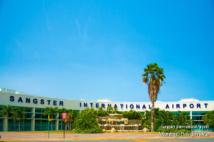 Sangster International Airport :. Montego Bay :. Jamaica