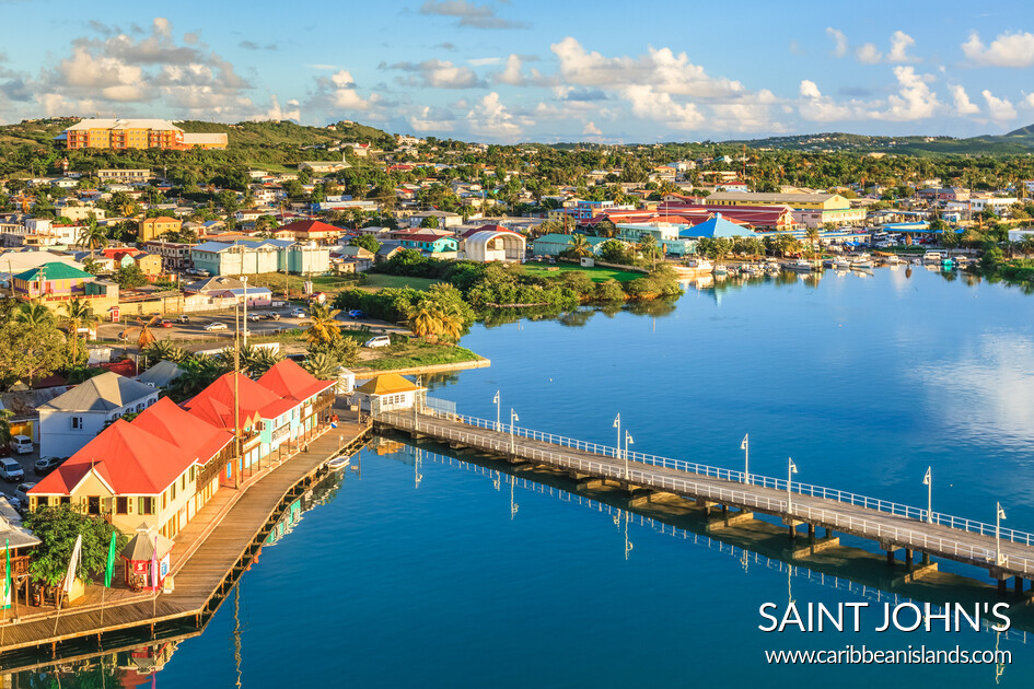 Saint John's, Antigua & Barbuda