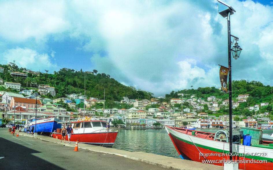 Harbour St George's, Grenada