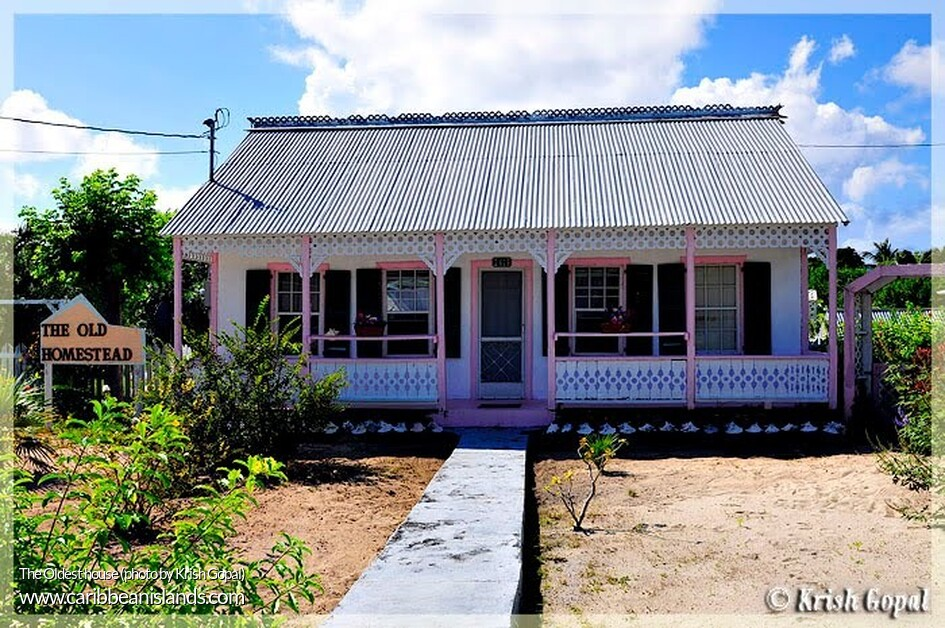 The Oldest House Grand Cayman