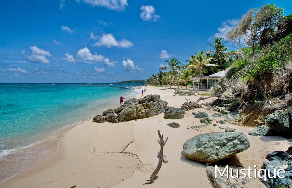 Mustique, St. Vicent & the Grenadines