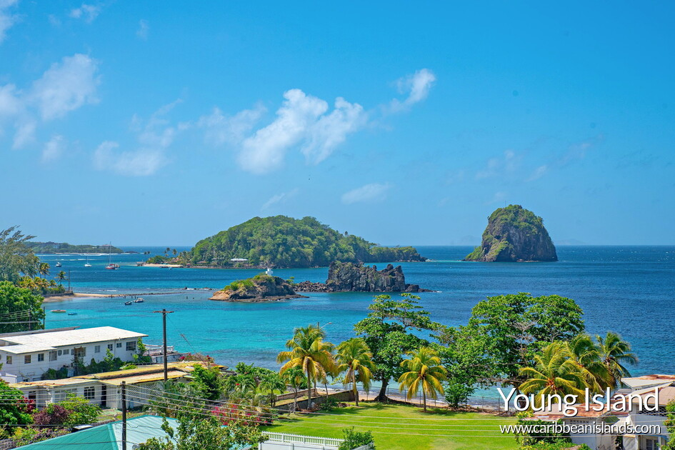 Young Island, St. Vicent and the Grenadines