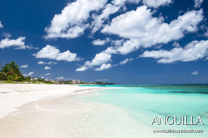 ANGUILLA:. Ilhas do Caribe