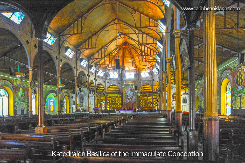 Katedralen Basilica of the Immaculate Conception