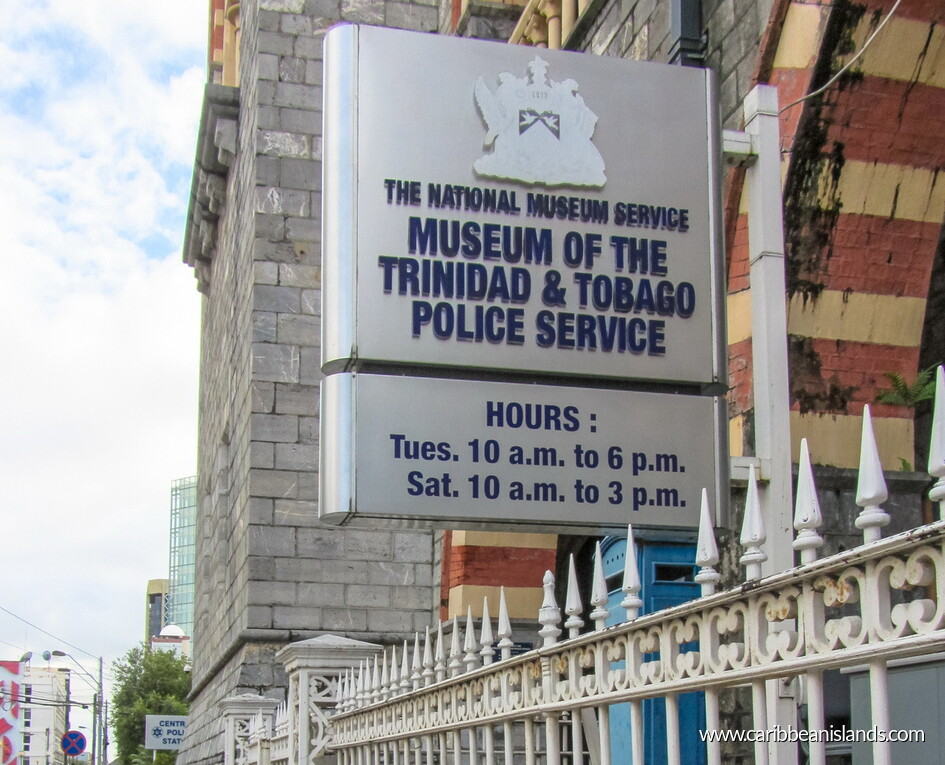 Museum of the Trinidad and Tobago Police Service