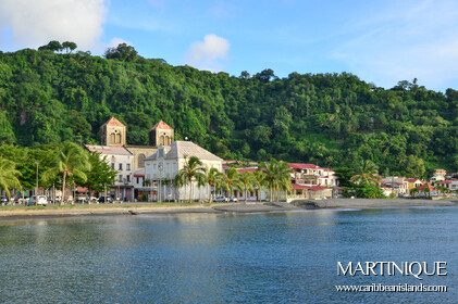 MARTINIQUE :. caribbeanislands.com